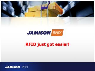 RFID just got easier!