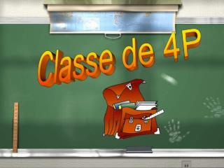 Classe de 4P