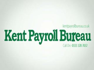 The Kent payroll services are good to Outsource