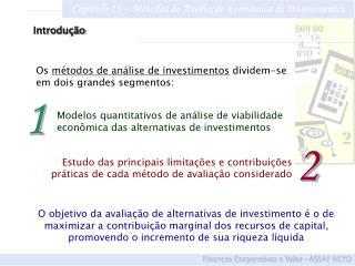 Finanças Corporativas e Valor – ASSAF NETO