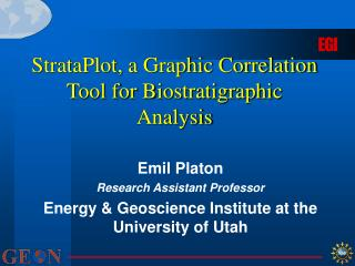 StrataPlot, a Graphic Correlation Tool for Biostratigraphic Analysis