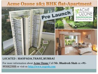 Description of Prelaunch Luxury residential 2 & 3 bhk flat