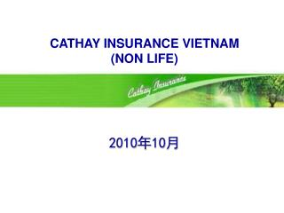 CATHAY INSURANCE VIETNAM (NON LIFE)