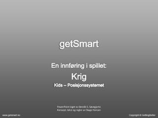 getSmart
