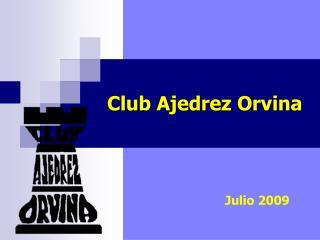 Club Ajedrez Orvina