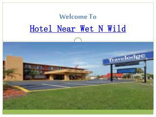 Hotel Near Wet N Wild