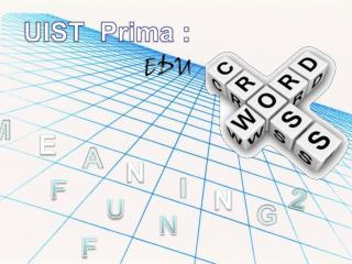 UIST  Prima :