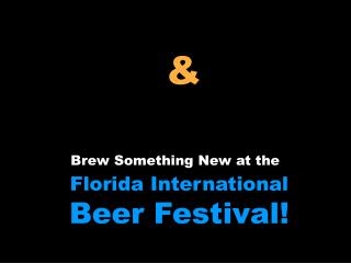 Brew Something New at the