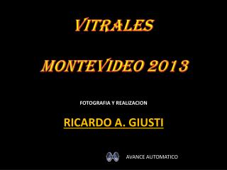 RICARDO A. GIUSTI