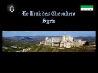 2230-KRAK DES CHEVALIERS-