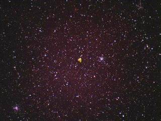 Мое путешествие к звёздам