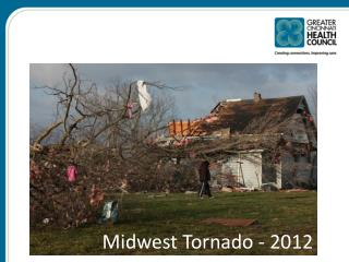 Midwest Tornado - 2012