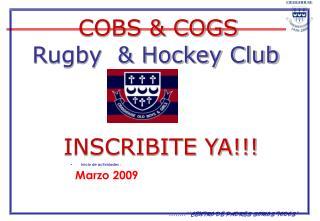COBS & COGS