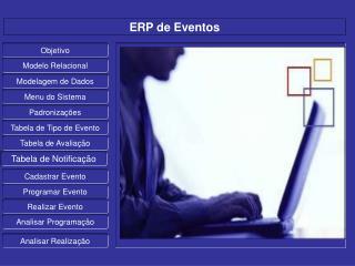 ERP de Eventos