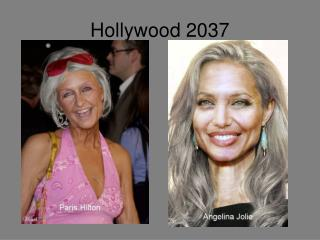 Hollywood 2037