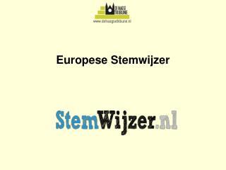 Europese Stemwijzer