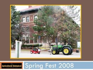 Spring Fest 2008