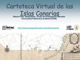 Cartoteca Virtual de las Islas Canarias