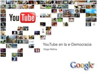 YouTube en la e-Democracia