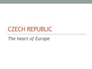 Czec h  republic