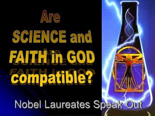 Nobel Laureates Speak Out