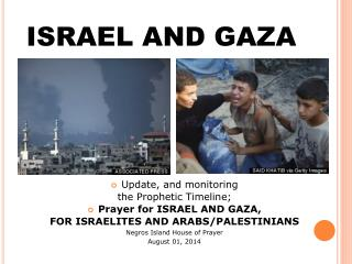 ISRAEL AND GAZA