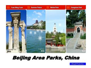 Beijing Area Parks, China