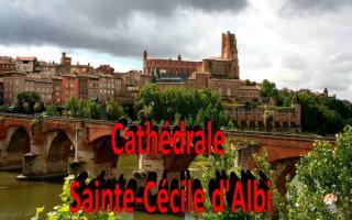 Cathédrale Sainte - Cécile d' Albi
