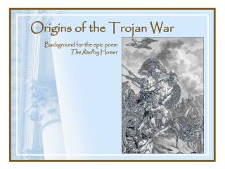 Origins of the Trojan War