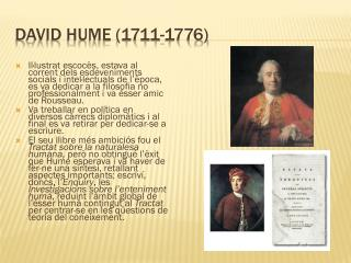 David Hume (1711-1776)