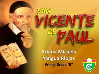 Ariana Micaela Yangua Riojas