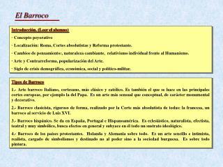 Introducción. (Leer el alumno) · Concepto peyorativo