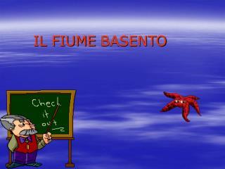 IL FIUME BASENTO