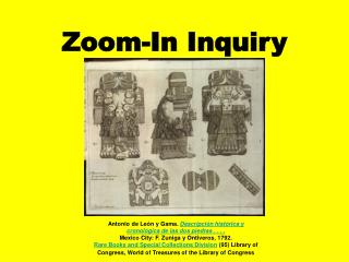 Zoom-In Inquiry
