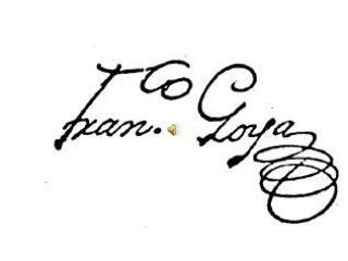 Francisco de Goya  España 1746-1828