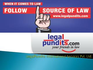 LegalPundits International Services Pvt. Ltd.