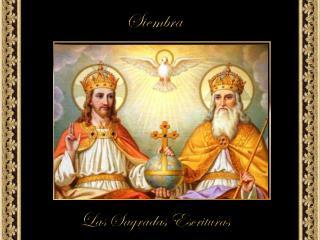 La Santísima Trinidad - Solemnidad