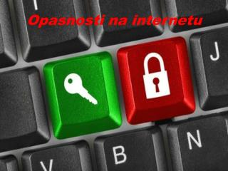 Opasnosti na internetu