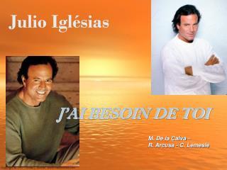 Julio Igl�sias