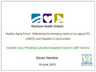 Devan Nambiar  19 June, 2013