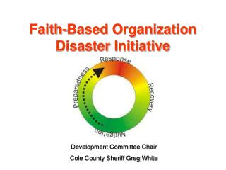 Faith-Based Organization Disaster Initiative