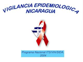 PORCENTAJE DE ITS  POR EDAD Junio 2004  NICARAGUA.