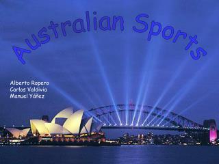Australian Sports