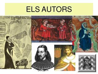 ELS AUTORS