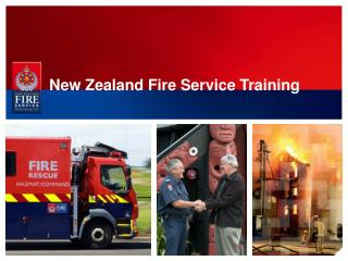 New Zealand Fire Service Training