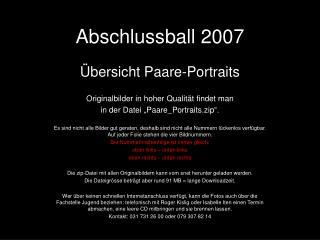 Abschlussball 2007