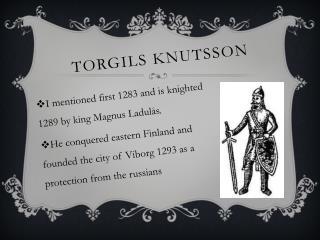 Torgils Knutsson