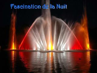 Fascination de la Nuit