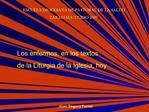 ESCUELA DIOCESANA DE PASTORAL DE LA SALUD ZARAGOZA. CURSO 2007