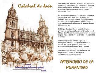 Catedral de Ja�n